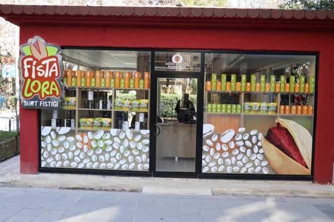 Siirt'te fıstık satış ofisi hizmete girdi
