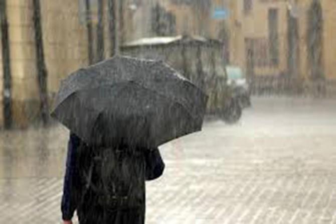Marmara'nın batısı ve Kuzey Ege için kuvvetli yağış uyarısı