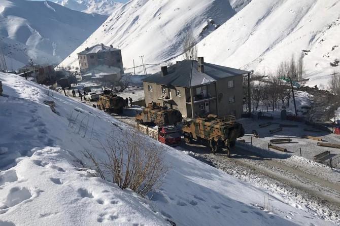 Van merkezli PKK operasyonu: 12 gözaltı