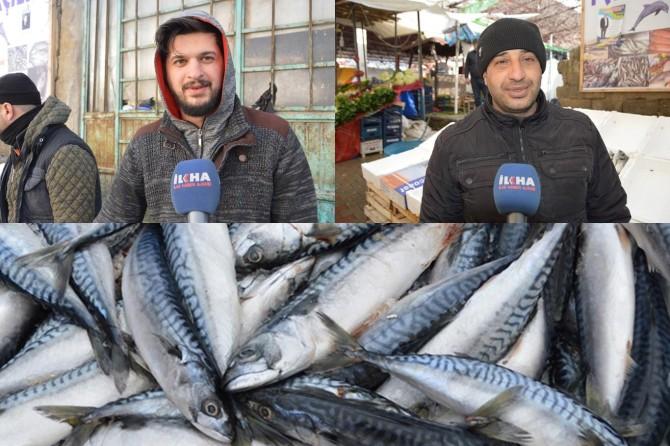 Yöremizde balık tüketme kültürü yok