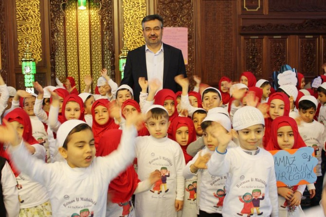 Qursên Qur'anê ew cih in ku lê agahîyên rast ji zarokên 4-6 salî re tê hînkirin