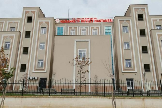Hasankeyf Devlet Hastanesi hizmet vermeye başladı