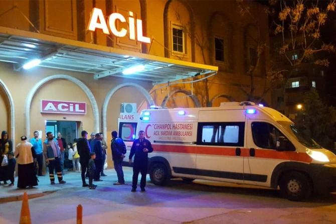 Kızıltepe'de inşaattan düşen çocuk ağır yaralandı