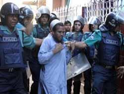 Bangladeş`te 2500 Müslüman Tutuklandı