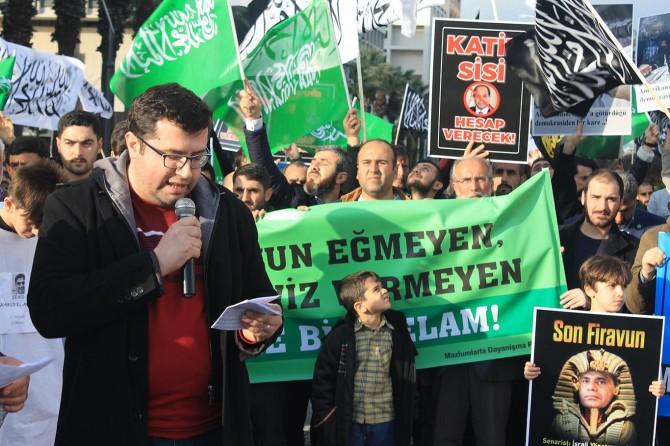 Mısır'daki idamlara İzmir'den sert tepki