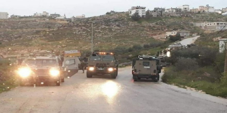 Siyonistler 2 Filistinliyi şehid etti