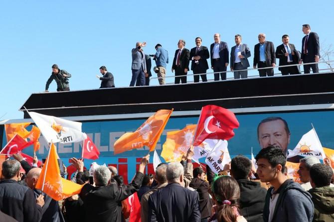 Gençlik ve Spor Bakanı Kasapoğlu Diyarbakır'da