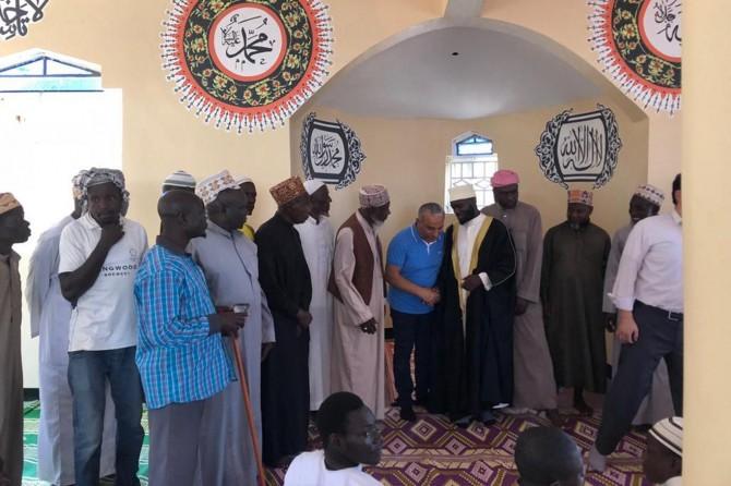 Uganda'ya bir cami daha kazandırıldı