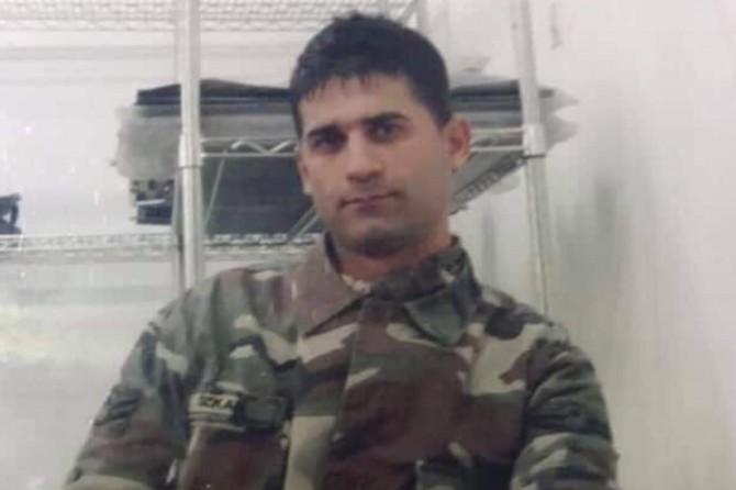 Iğdır'da bir asker hayatını kaybetti