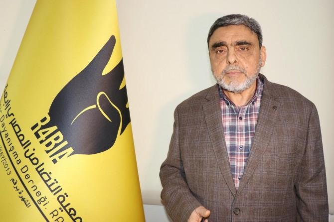 Mithat Haddad: Bu gençler kesinlikle Mısır cuntasına teslim edilmemeli