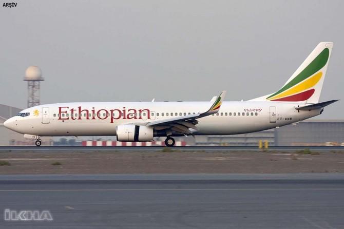 Passenger plane crashes in Ethiopia