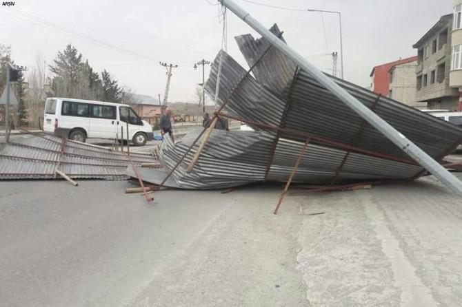 Marmara Bölgesi için kuvvetli rüzgar ve fırtına uyarısı