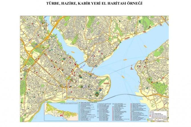 İstanbul fethinin kahramanlarına ait mezarlar gün yüzüne çıkarıldı