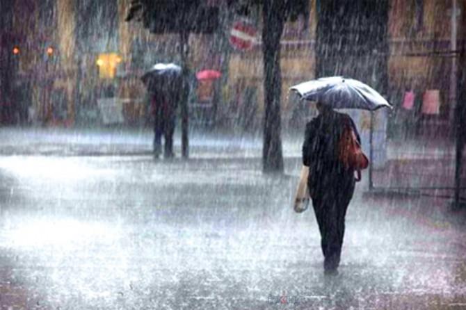 Meteorolojiden yağış uyarısı: Hava sıcaklığı düşecek
