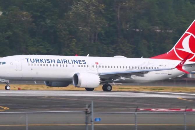 Balafirên Boeîng 737 MAX dê nikaribin bikevin sehaya asimanî ya Tirkîyê