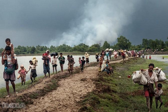 Bangladesh plans to isolate Rohingya refugees