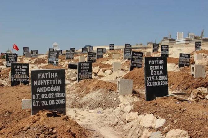 57 kişinin hayatını kaybettiği düğün saldırısında karar