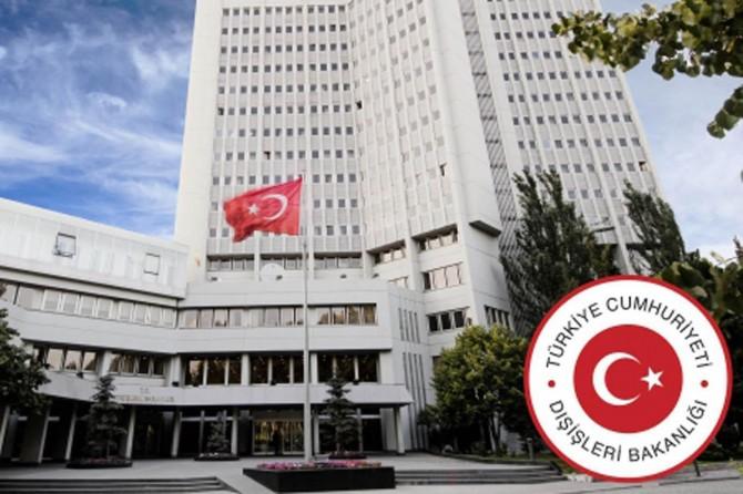 Yaptığı zulümle gündeme oturan bir ülkenin Türkiye'yi suçlaması ciddiyetsizliktir