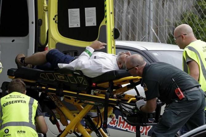 Yeni Zelanda'da iki camide katliam: Şehid sayısı 49'a yükseldi