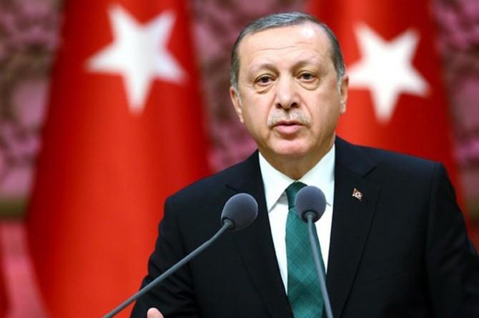 Erdoğan'dan camilerdeki katliamlara ilişkin açıklama