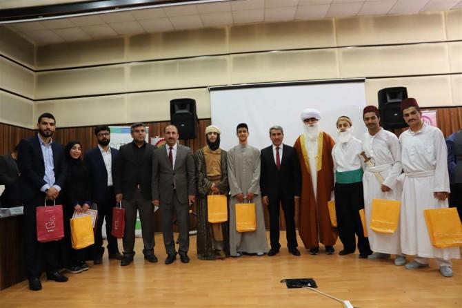 """Mardin'de """"Arapça"""" yarışmasının finali yapıldı"""