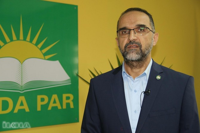 No one benefited from hostility towards Islam: HUDA PAR President Sağlam
