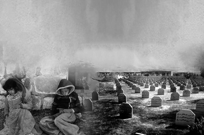 Dünya hâlâ koyu bir sessizlik içinde yapılan katliamlara seyircidir