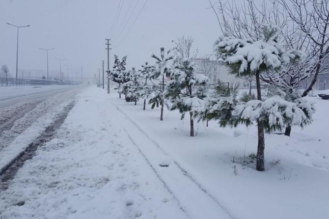 Doğu Anadolu için şiddetli kar yağışı uyarısı