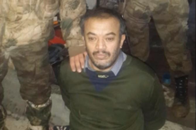 PKK'li suikastçı Şırnak'ta yakalandı