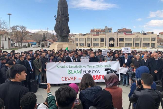 Teröristler cesaretlerini Müslümanların bölünmüşlüğünden alıyor