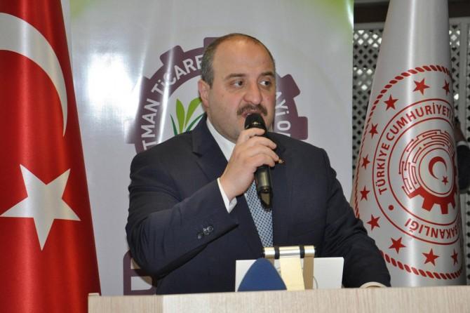 Bakan Varank iş adamlarına istihdam çağrısında bulundu