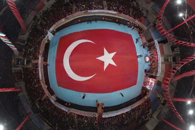 Çanakkale şehitleri Gaziantep'te anıldı