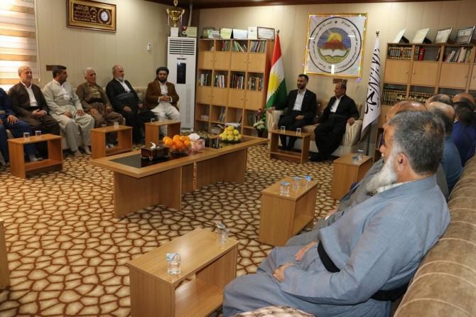 HÜDA PAR'dan Irak Kürdistanı'na ziyaret
