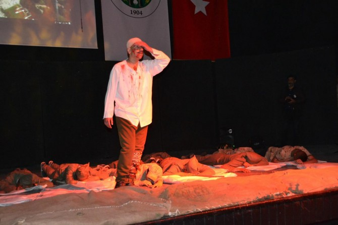 Viranşehir'de Çanakkale Zaferi programı