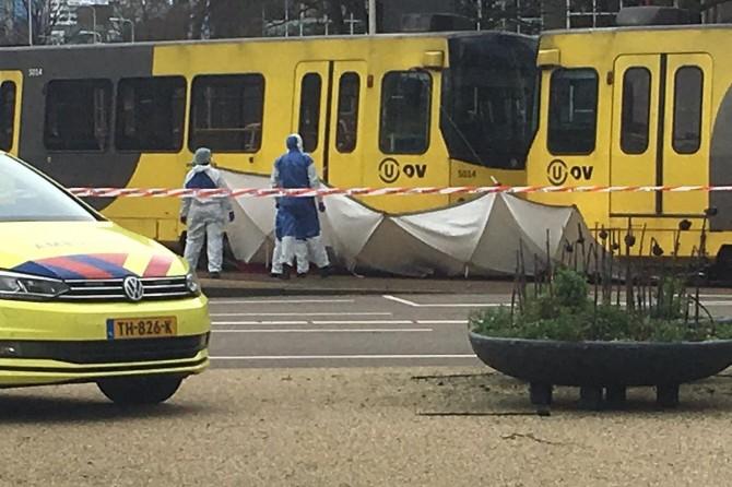 Hollanda'da silahlı saldırı: Bir ölü