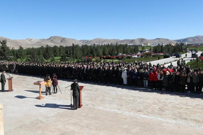 """Mardin'de """"Çanakkale Zaferi"""" etkinlikleri"""