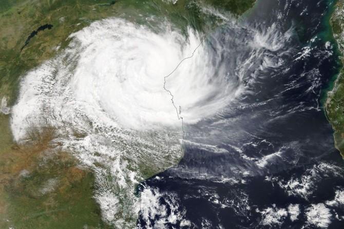 Afrika'nın güneyini vuran kasırgada bilanço ağırlaşıyor: 150 ölü yüzlerce kayıp var