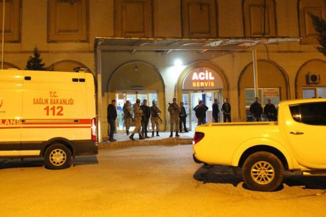 Dargeçit'te PKK operasyonu: 1 ölü 3 yaralı