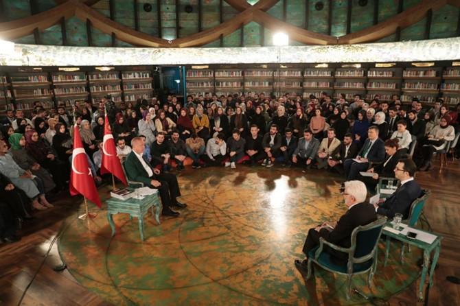 Cumhurbaşkanı Erdoğan: Batı medyası işi sinsice götürüyor