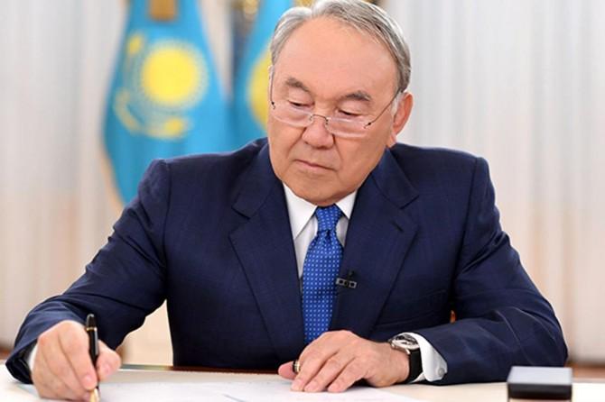 Serokomarê Kazakistanê Nazarbayev îstîfa kir
