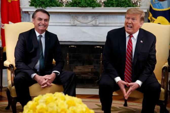 ABD: Brezilya'nın NATO'ya üye olmasına tam destek vereceğiz