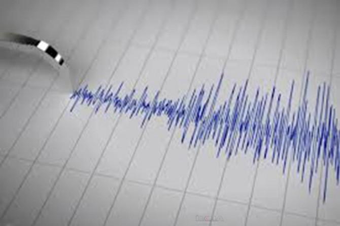 Denizli'de 5, 5 büyüklüğünde deprem