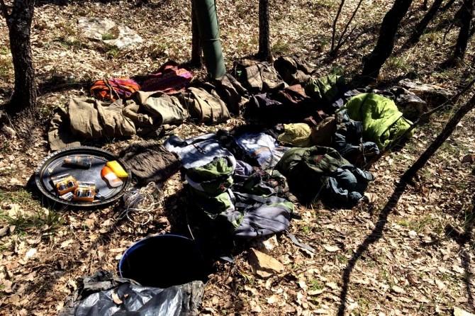 Diyarbakır'da PKK'ye ait 2 sığınak imha edildi