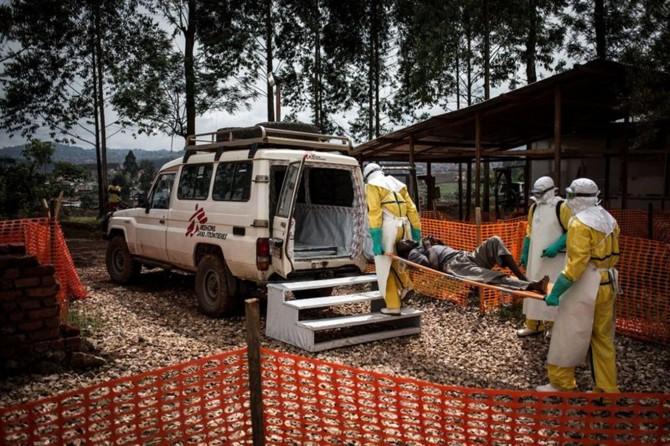 Li Kongoyê mirinên ji ber şoba ebolayê berdewam dikin