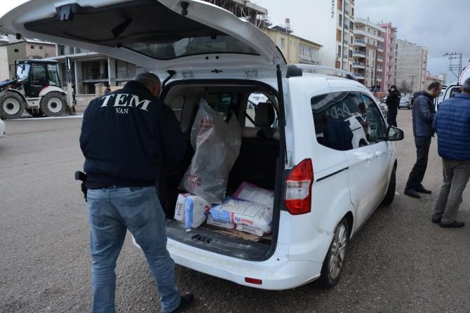 """Van'da """"Türkiye Güven Huzur Uygulaması-2"""" gerçekleştirildi"""