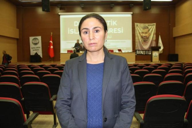 Şanlıurfa HDP'li Milletvekili Ayşe Sürücü'ye hapis cezası verildi