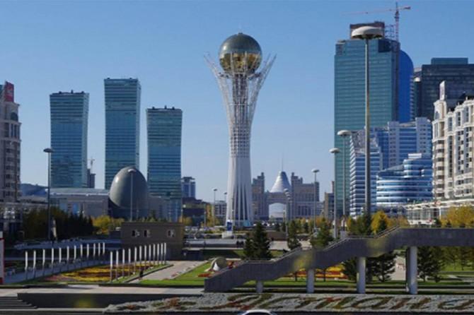 Kazakistan'ın başkenti Nursultan olarak değiştirildi