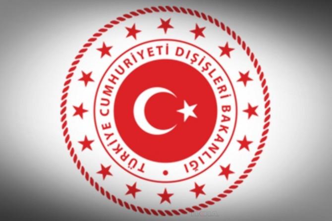 """Dışişleri Bakanlığından """"Karadziç"""" açıklaması"""