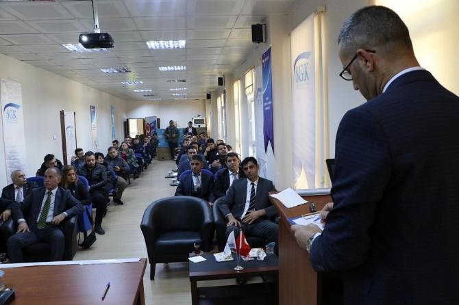 Mardin'de istihdam seferberliği toplantıları sürüyor
