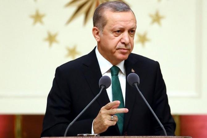 Cumhurbaşkanı Erdoğan: Golan Tepeleri'nin işgalinin meşrulaştırılmasına asla izin vermeyiz